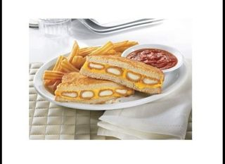 Mozza Stick Grilled Cheese