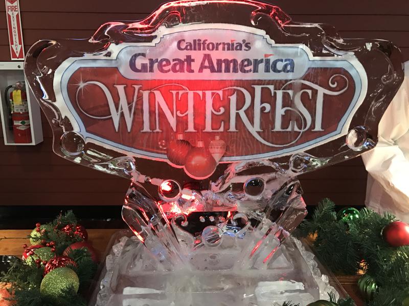 Winterfest Ice